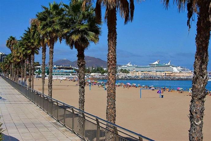 Apartamentos Las Palmas Center - dream vacation