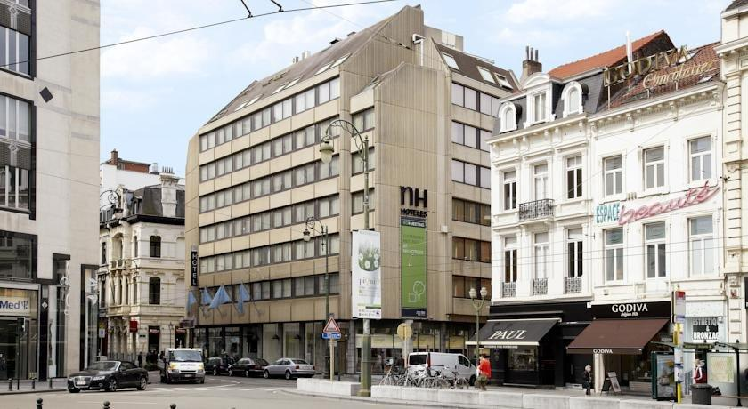 NH Brussels City Centre - dream vacation