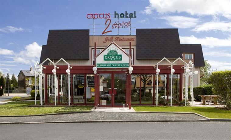 Hotel Crocus Caen Park Expo - dream vacation