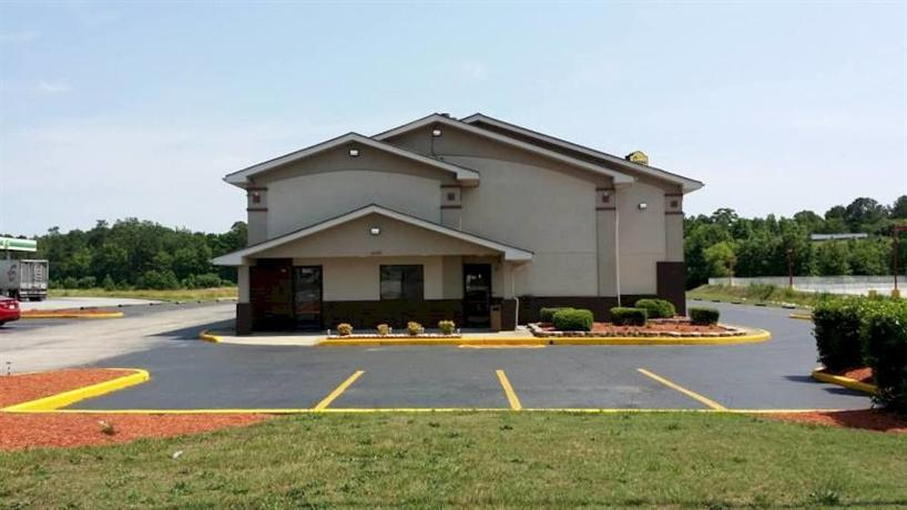 Super 8 Motel Franklin Virginia - dream vacation