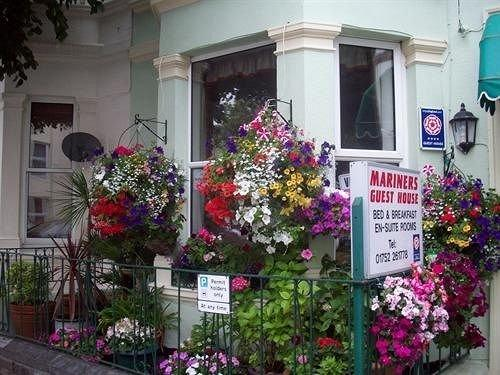 Mariners Guesthouse Plymouth England - dream vacation