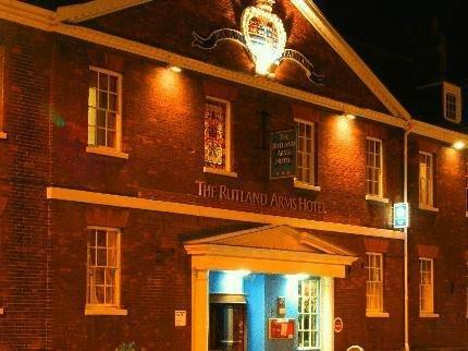 The Rutland Arms Hotel Newmarket England - dream vacation