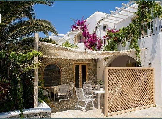 Vanilla Hotel Ornos - dream vacation