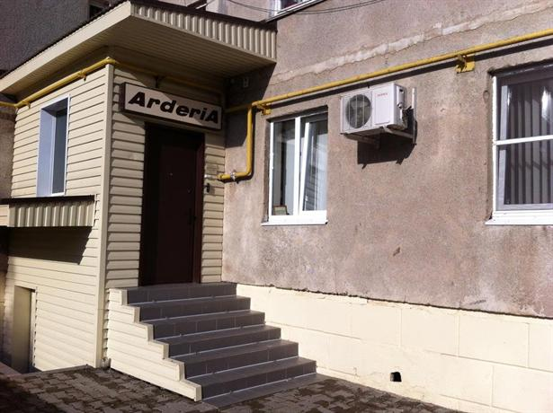 Гостиница ArderiA
