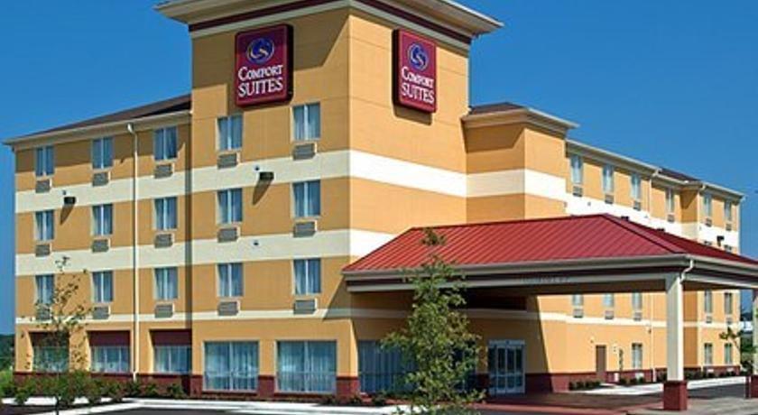 Comfort Suites Florence Alabama - dream vacation