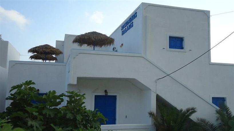 Halaris Studios Perissa - dream vacation