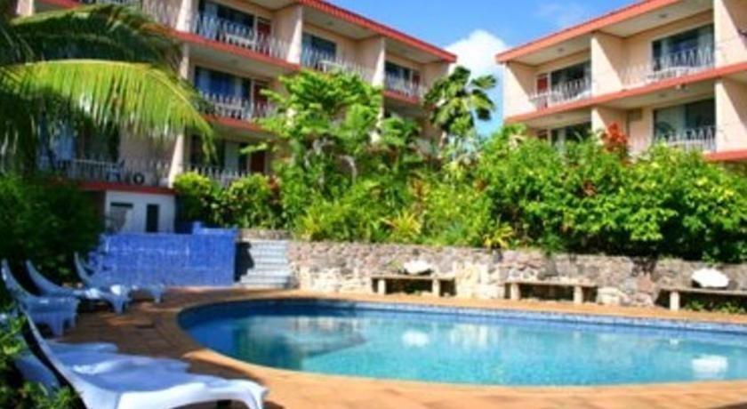 Capricorn Apartments Suva