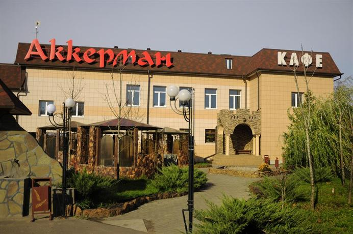 Отель Аккерман