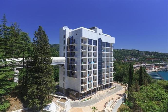 Отель Мыс Видный