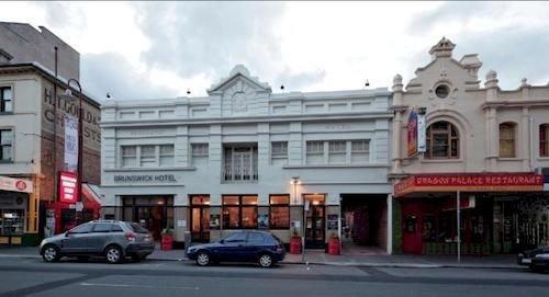 Brunswick Hotel Hobart - dream vacation