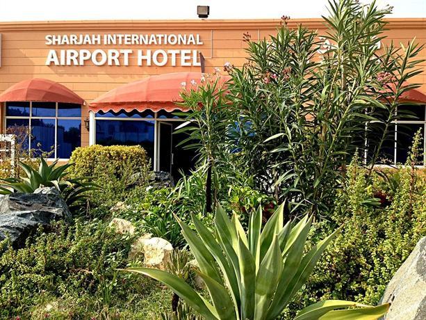 Sharjah International Airport Hotel Images