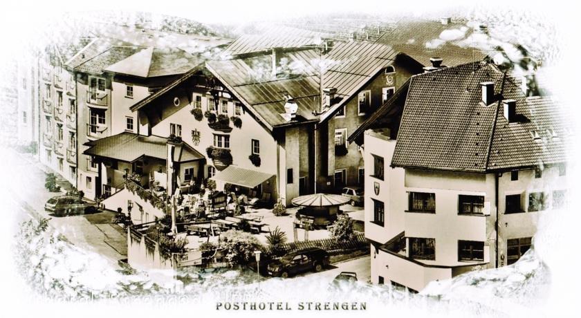 Posthotel Strengen - dream vacation