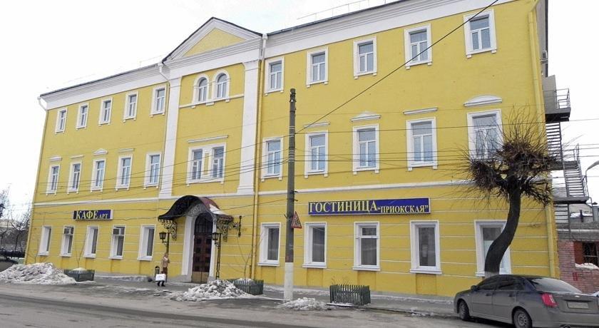 Гостиница Приокская