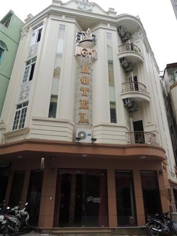 Starlight Hotel Bai Chay - dream vacation