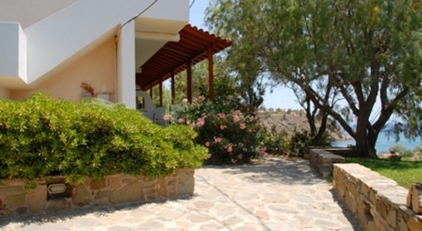 Zorbas Apartments Volissos - dream vacation