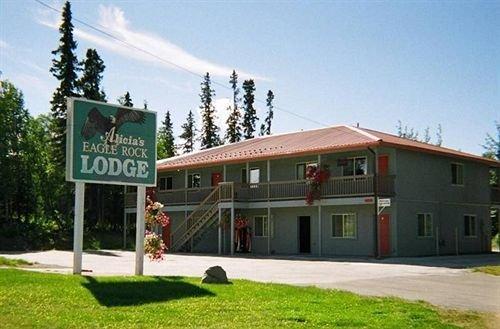Alicia\'s Eagle Rock Lodge - dream vacation