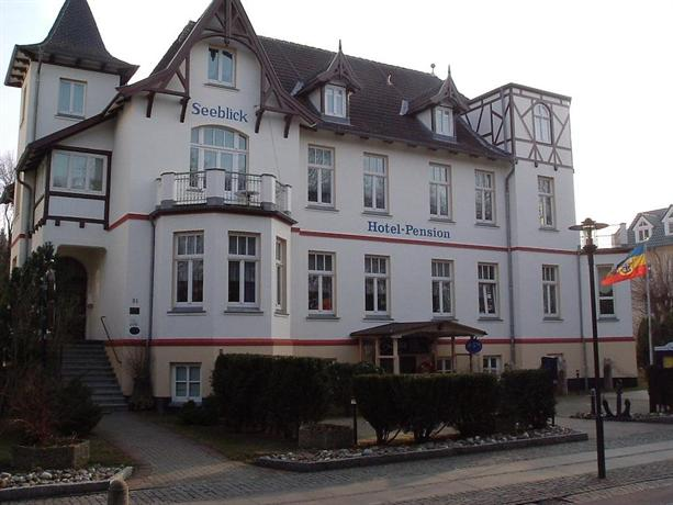 Hotel-Pension Seeblick Kuhlungsborn - dream vacation
