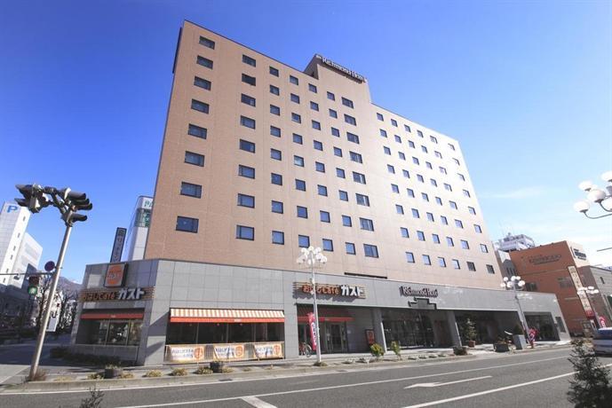 Richmond Hotel Matsumoto - dream vacation