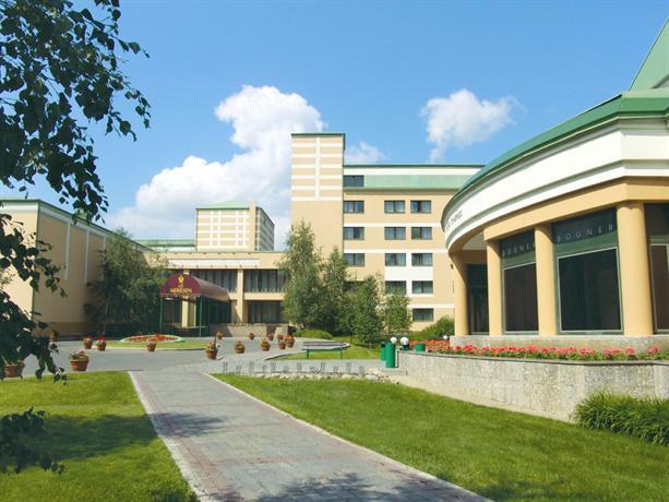 Отель Москоу Кантри Клаб