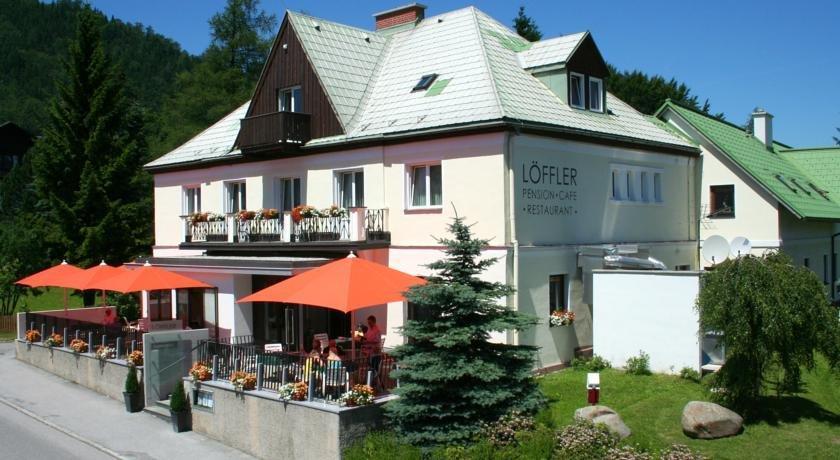 Pension Cafe Restaurant Loffler