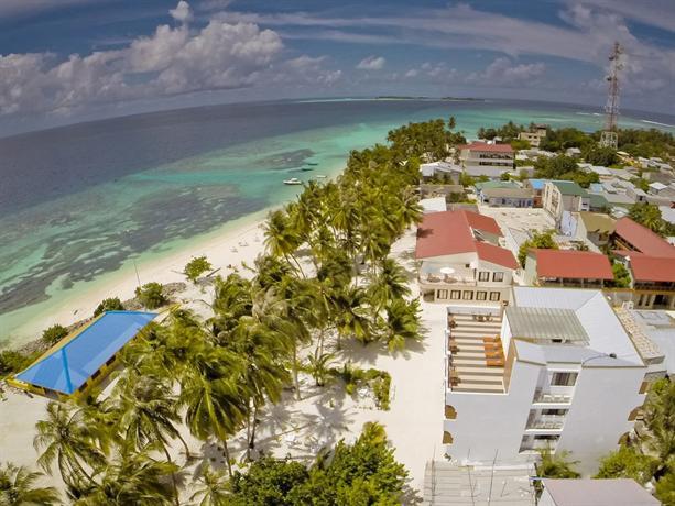 Crystal Sands Maafushi - dream vacation