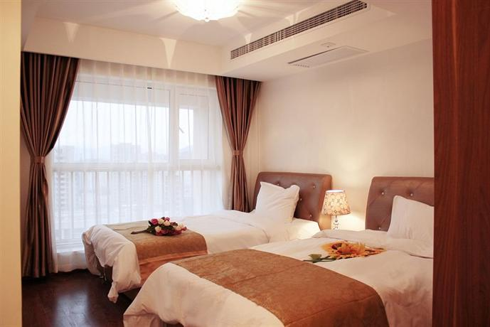 Qingdao Sweetome Vacation Rental Damuzhi Finance Square - dream vacation