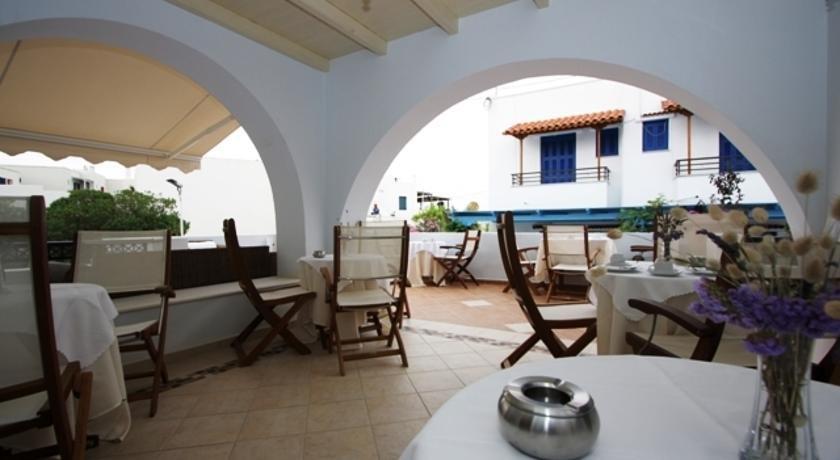 Artemis Hotel Agia Anna Naxos - dream vacation