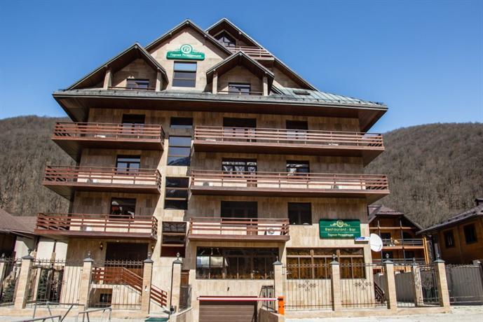 Gornaya Rezidentsiya Aparthotel - dream vacation