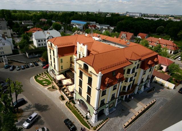 Hermitage Hotel Brest - dream vacation