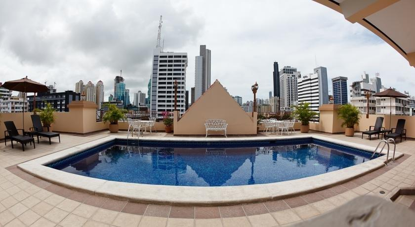 Hotel Coral Suites Panama City - dream vacation