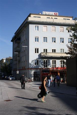 B&B Hotel Graz-Hbf