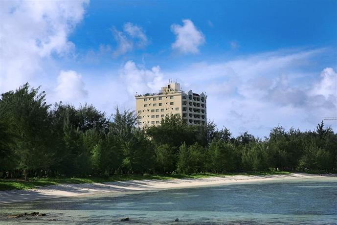 Aquarius Beach Tower Hotel Saipan - dream vacation