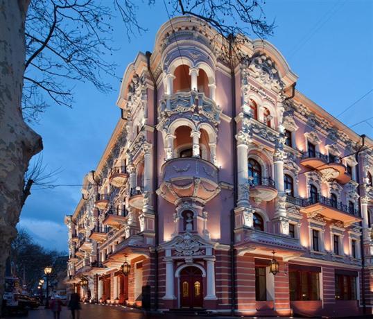 Bristol Hotel - dream vacation