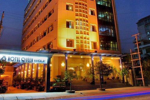 Hotel Queen Mandalay - dream vacation