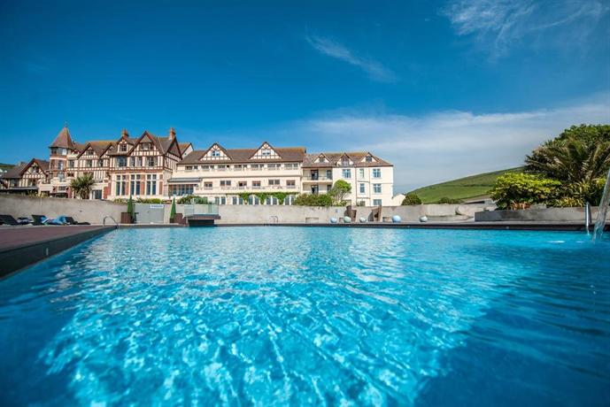 The Woolacombe Bay Hotel - dream vacation