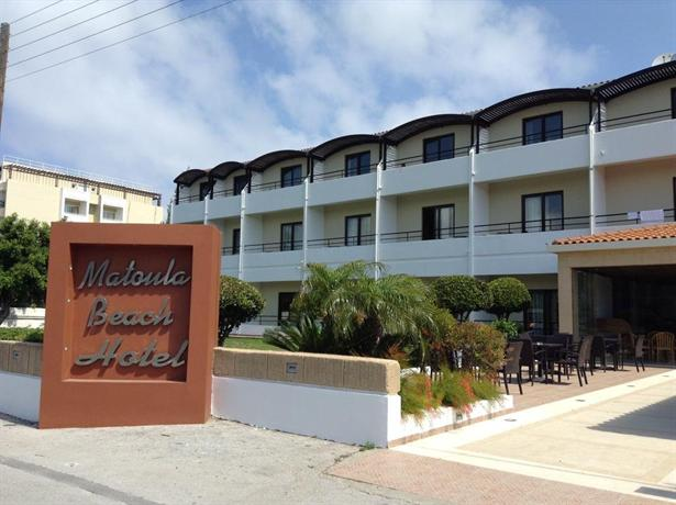 Matoula Beach