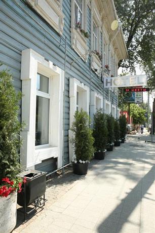 Art-House Hotel Irkutsk - dream vacation