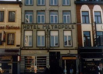 Metropole Hotel Liege - dream vacation