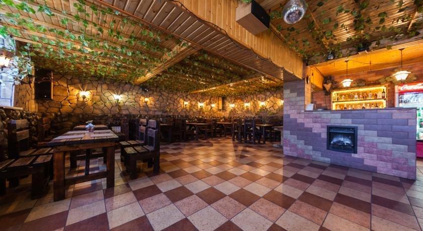 Sinyaya Osoka Hotel - dream vacation