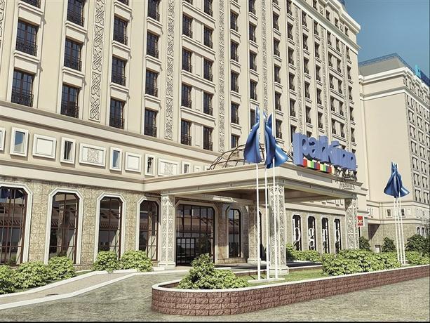 Park Inn by Radisson Hotel Astana - dream vacation
