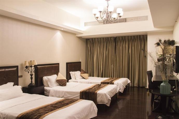 Nuomo Grand Continental Service Apartments-Jinyuan