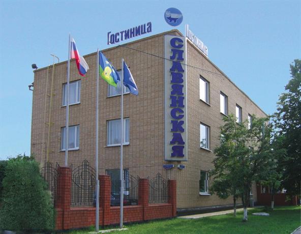 Hotel Slavyanskaya
