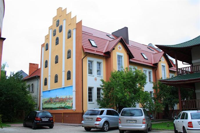 Гостевой дом Альбертина
