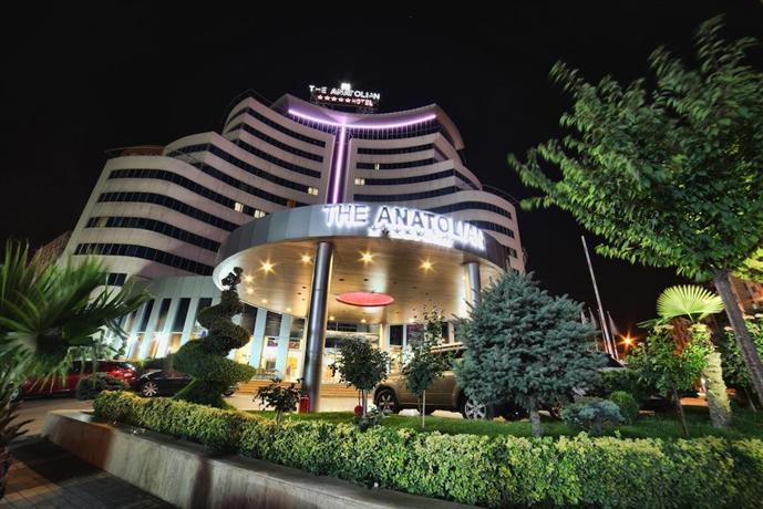 Anatolian Hotel - dream vacation