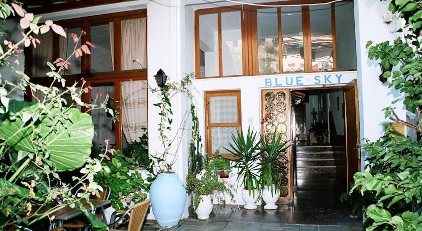 Blue Sky Hotel Kokkari - dream vacation