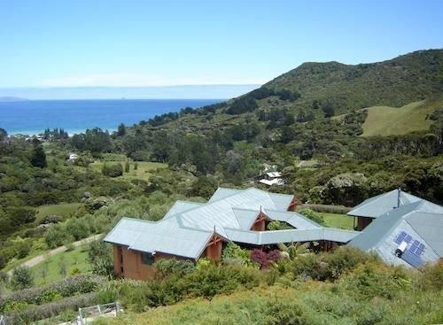 Earthsong Lodge Great Barrier Island - dream vacation