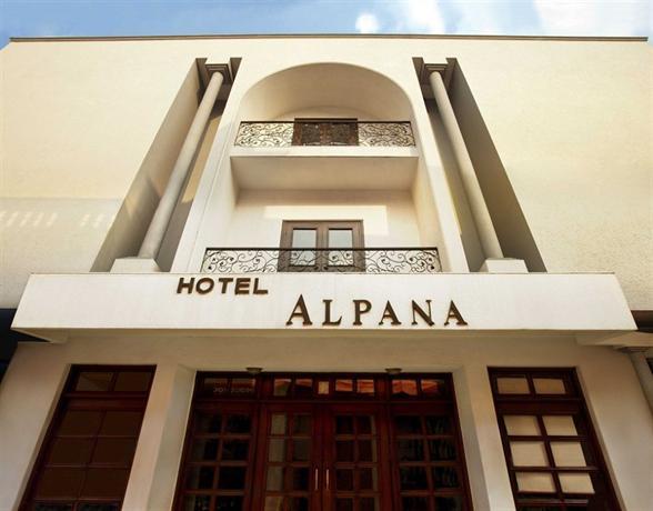 Alpana Hotel - dream vacation