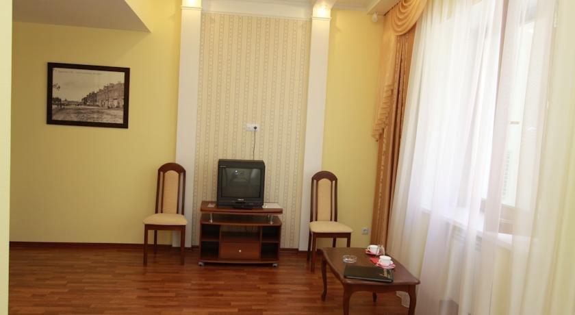 Гостиница Старый Сталинград