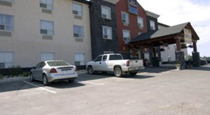 Lakeview Inns & Suites - Slave Lake Images