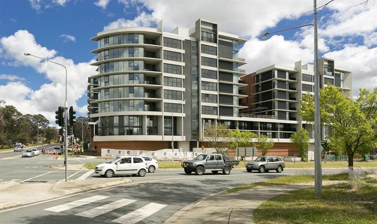 Photo: CityStyle Executive Apartments - BELCONNEN
